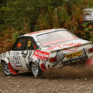 Maxxis UK to be the title sponsor of the MSA English Rally Championship