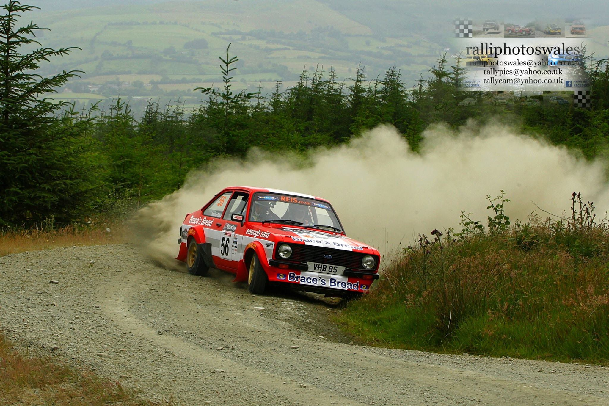 Nicky Grist Stages – 14/07/2018 | Maxxis English Rally Championship