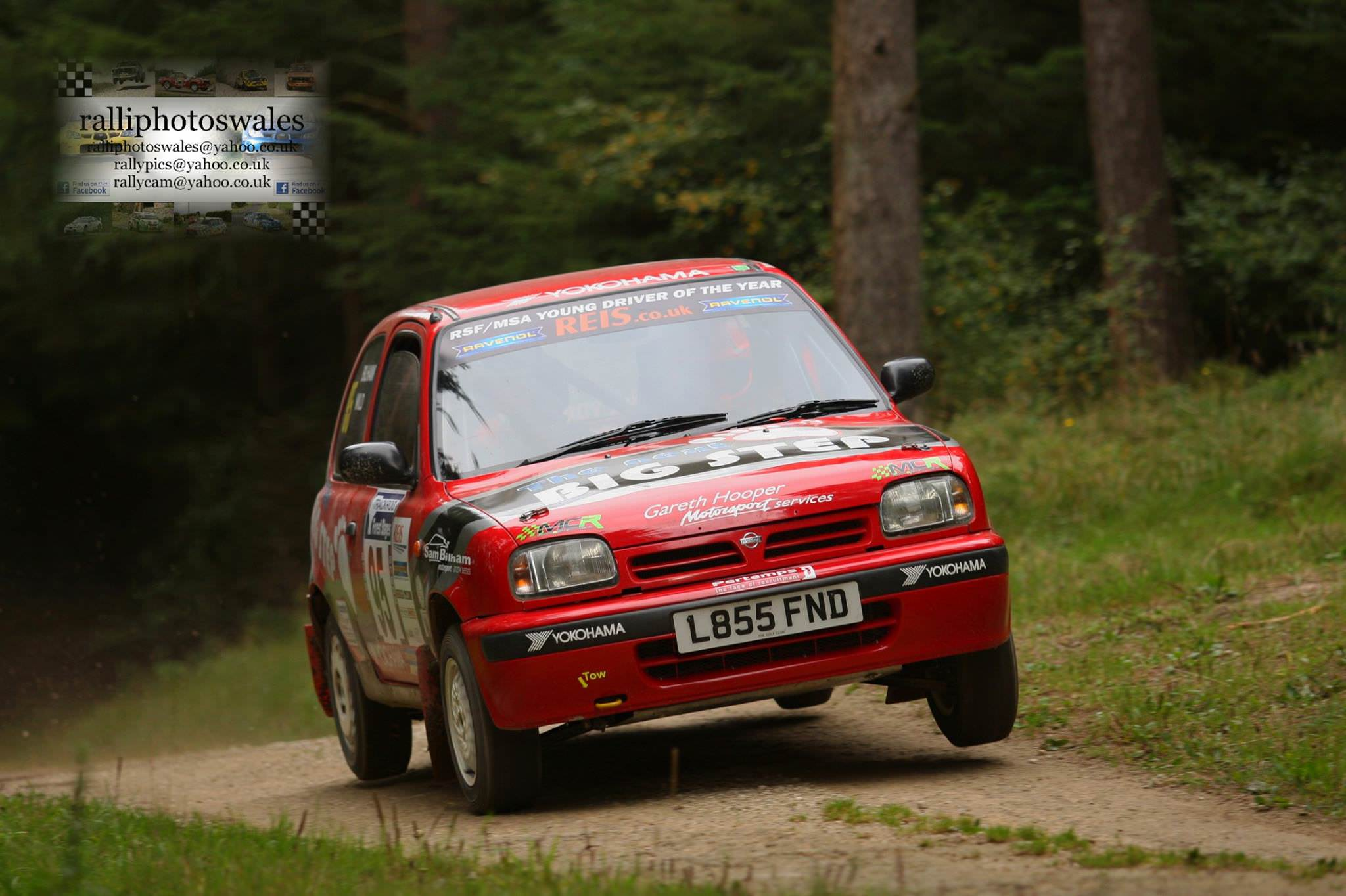 Paul Rees | Maxxis English Rally Championship