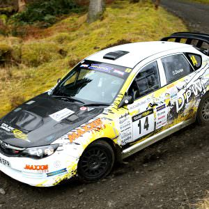 Relaunch of the MAXXIS MSA English Rally Championship in 2017