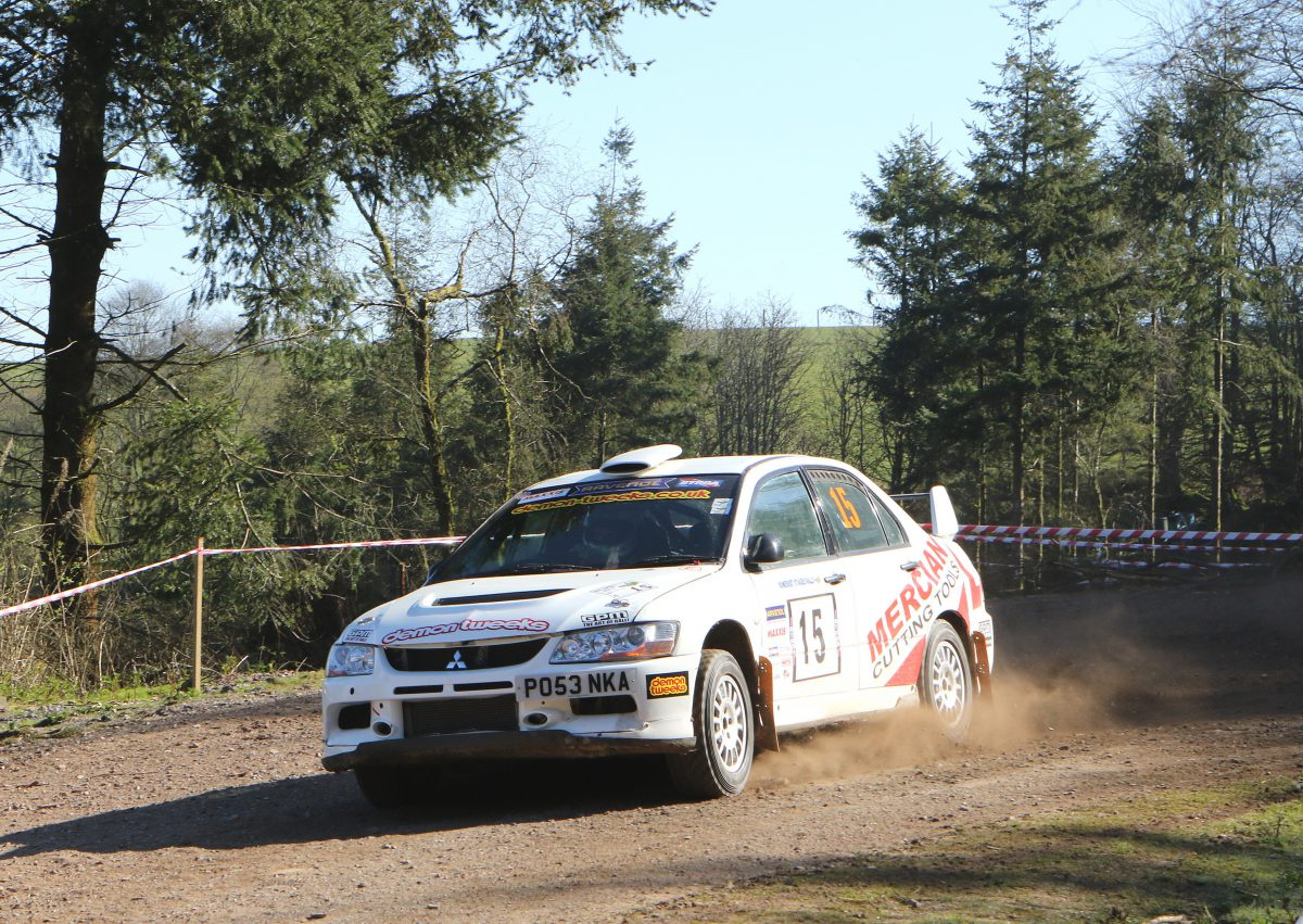 A Touch of Class!…. | Maxxis English Rally Championship