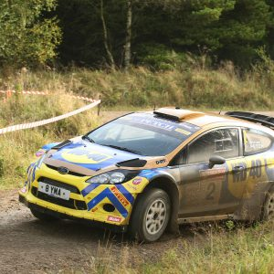 Stephen Petch & Michael Wilkinson are 2017 MAXXIS MSA English Rally Champions